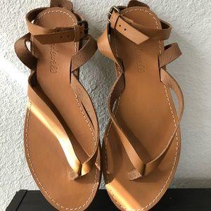 Madewell Thong Sandals